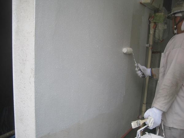 広島県東広島市 外壁塗装 屋根塗装 雨漏り 日本ペイント パーフェクトトップ ラジカル制御式